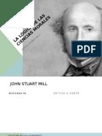 La lógica de las Ciencias Morales - John Stuar Mill