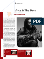 Africa and the Bass 2 Cameroon