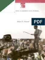 Steward-teoria Cambio Cultural
