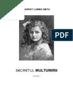Harriet Lummis Smith - Pollyanna (Secretul Multumirii) Vol1.doc