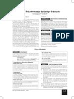 Codigo Tributario 2015 Act Empresarial