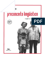 Marcos Bagno - Preconceito Linguistico