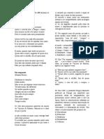 SIMULADO DE LITERATUA