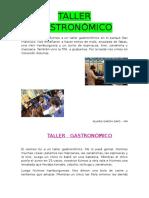 Taller Gastronómico