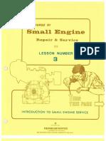 Institute of Small Engine Repair Lesson 03