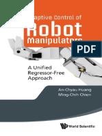 70426169 Adaptive Control of Robot Manipulators
