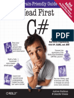 Head First C#, 3rd Edition