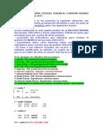 1º Parcial Economía Cátedra Tenewicki Comisión Viernes 19 a 21 Hs