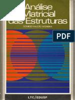 Analise Matricial de Estruturas - Domicio Falcao Moreira