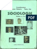 Suport de Curs  Sociologie Autori T.rotariu Si P. Ilut