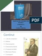 Magrav Manual Romana