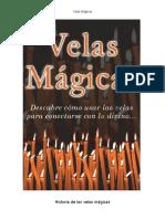 4 Velas Mágicas
