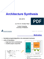 03-ArchitectureSynthesis