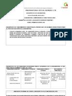 FORMATO DE DIAGN+ôSTICO DE ASIGNATURA