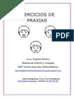 EJERCICIOS PRAXIAS