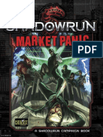 Shadowrun Market Panic (Campaign Book) (8490743)