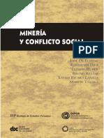 1.Mineria y Conflicto Social de Echave