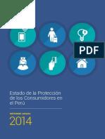 Proteccion Al Consumidor InformeAnual 2014