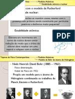 Modelo Do Átomo de Bohr