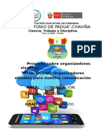 Proyecto Sobre Las Redes Sociales Dora Final