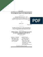 16-06-08 BSA Amicus Curiae Brief SCOTUS Samsung v. Apple