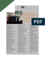 Periódico Coctelería Editado