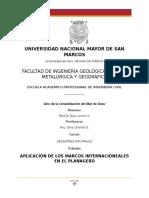 Aplicacion de Los Marcos en El Planagerd