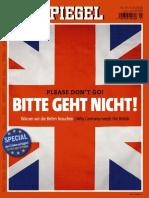 AuBergewohnlich Der Spiegel Magazin No 03 Vom 14 Januar 2017