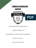 Horacio Puga - Proyecto Educativo Practicas Sociales del Lenguaje