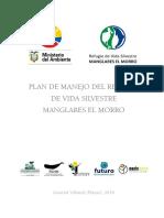 Plan de Manejo Refugio de Vida Silvestre El Morro