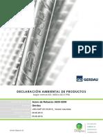 USO DAP 001.B.2013.Gerdau en Chile.aceroA630 .Version Corta.02.05.13