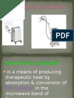 Microwave Diathermy 2013