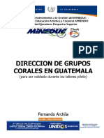 Manual de Direccion Coral (borrador)