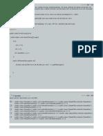 Linguagem de Programação Av2