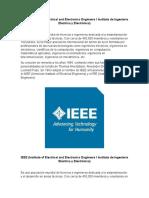 IEEE y Piramide de Fallas en El Equipo
