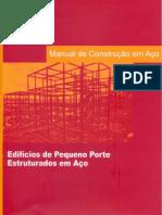 Livros CBCA - Edificios de Pequeno Porte de Aço