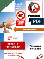 JPD 2016 Derecho Financiero 4 Finanzas Privadas