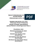 Report Ctu 555