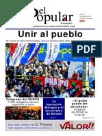 El Popular 351 Órgano de Prensa Oficial del Partido Comunista de Uruguay