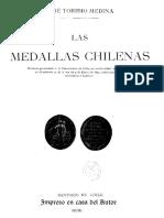 La Medallas Chilenas. (1901)