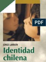 Identidad Chilena1 PDF