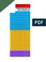 CALCULADOR FUA+PROCvdED V2.0 -CONTIENE ESTRUCTURA CUALITATIVA (ALGUNOS)