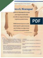 Himno Nacional Nicaragua