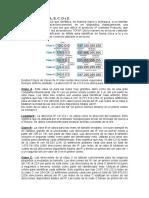 Dirección IP Clase A