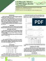 2014101713118708poster III Jepex - Estudo Da Aplicacao de Modelos Matematicos