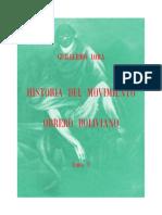Historia Del Movimiento Obrero Boliviano