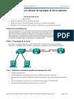 Practica 9.1.4.9 Subredes de Topologias.