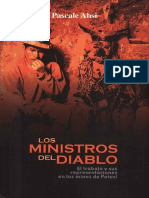 ABSI, Pascale - Los Ministros Del Diablo. El Trabajo y Sus Representaciones en Las Minas de Potosí. PIEB - IFEA