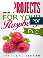 20 Projects for Your Raspberry Pi 0 - Nicholas Sinard