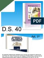 D.S. 40